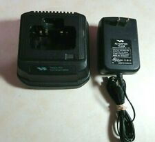 Vertex Standard CD-16 Battery Charger with PA-23B AC Adapter