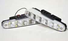 Car LED Daytime Running Lights More Visible on the Road Modern 2 Pieces 5600K