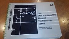 1990 BMW Electrical Troubleshooting Manual - 325iC  Convertible - ETM  NEW!!