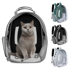 Dog Cat Backpack Carrier Bubble Pet Outdoor Travel Space Capsule Astronaut Bag