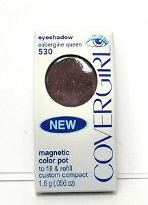 Covergirl Color Pot Eye Shadow Aubergine Queen #530