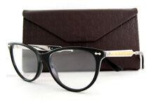 ea045a58e971 Brand New GUCCI Eyeglass Frames 3818 CSA Black Palladium For Women
