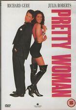 Pretty Woman 1990 DVD Julia Roberts Richard Gere