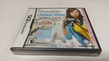 Imagine: Detective (Nintendo DS, 2009) NEW