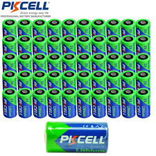 50x PKCELL CR123A CR123 CR 123A 123 Camera Photo Flashligh Light Battery Exp2025