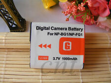 NEW NP-BG1 G type Battery 3.6V  For Sony DSC-W200 T100 W80 W90 H9 DSC-W70 W80 N1