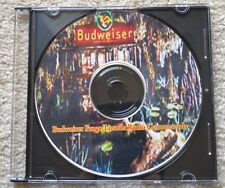 BUDWEISER FROGS, LIZARDS, FERRET 42 RADIO COMMERCIALS CD - SO FUNNY!