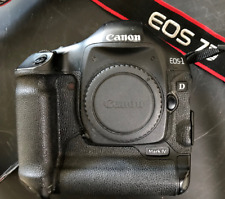 Canon EOS 1D Mark IV 16.1MP Digital SLR Camera - Works but image is white.