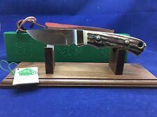 1994 Vintage Puma 6010 Skinmaster (Jagdmesser) Knife Stag Handles With Tag Mint