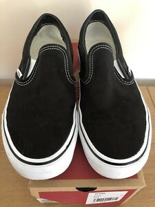 Vans Classic Slip On Size 7.5 Worn Once