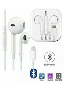 For Apple iPhone XR XS MAX,7,8Plus,11 12 PRO MAX SE Bluetooth Earphones with mic