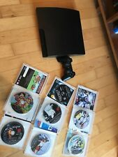 PS3 PLAYSTATION 3 - CONSOLE SLIM 160 GB - USATA - OTTIME CONDIZIONI