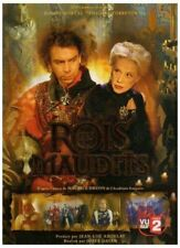 LES ROIS MAUDITS COFFRET DVD NEUF SOUS CELLO