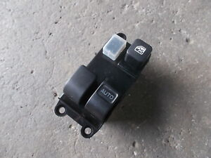 NISSAN JDM S14 SILVIA 200SX SR20 power window master switch 25401 80F05 sec/h