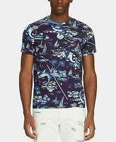 Polo Ralph Lauren Men's SZ S Marlin Boat Tropical graphic Classic Fit SS Shirt