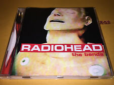 RADIOHEAD 2nd album THE BENDS cd FAKE PLASTIC TREES my iron lung HIGH AND DRY