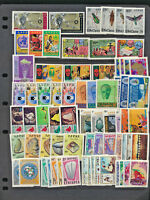 ETHIOPIA 20 Different Mint NH Complete Pictorial and Topical Sets WORTH $117.00