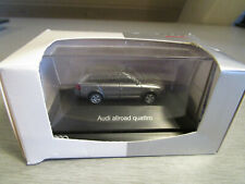 Rietze Audi A6 Allroad quattro 2.7 T in PC-Box Atlasgrau 1:87