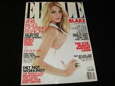 ELLE Magazine<>MARCH 2012 <>BLAKE ON MOVIES,FASHION AND BEING A MAN MAGNET   °