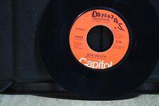 BOB WELCH 45 RPM RECORD