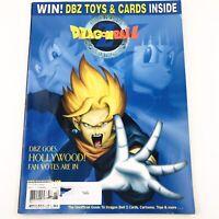 Dragon Ball Z Beckett Collector Magazine 2002 Vol. 3 No. 10 Issue 23 + Poster
