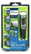 NEW Philips Norelco Multigroom 3000 Multipurpose Rechargeable TrimmerMG3750/60