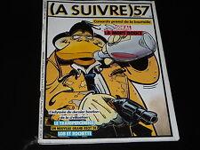A SUIVRE - N° 57 - SOKAL - FOREST - BOUCQ - OCTOBRE 1982