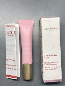 Clarins Multi Active Eye Instant Eye Reviver Refreshing Eye Contour Cream