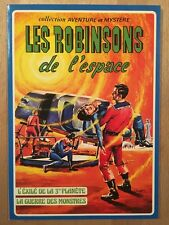 Les Robinsons de l'Espace – Sagédition - 1976 – NEUF