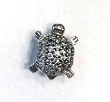Pandora Sea Turtle Bead Charm #791538CZ +FREE Gift Packaging & Pouch
