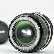 NIKON Nikkor 24mm f/2.8 Ai Manual Wide Angle Prime Lens MF from Japan EXC