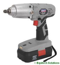"Sealey Tools CP2600 26V 1/2"" Sq Drive Cordless Impact Wrench Gun Lithium Ion"