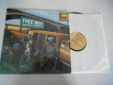 LP country FREE BEER-highway robbery (10) canzone RCA Rec/USA Cut Out