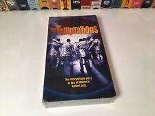 The Temptations New Sealed Music Bio Drama VHS 1998 Terron Brooks Leon R&B Soul
