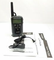 AcuRite 08550 Handheld Weather Alert Radio With Charger Tested