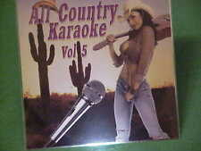 All Country~Karaoke~#5 ~ My Best Days Are Ahead of Me ~ Giddy on Up ~ Cd+G
