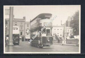 Northampton Corporation Tramways Rebuilt Car 10 In 1932 M J O'Connor Photograph