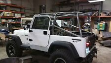 1987 - 1995 Jeep Wrangler 6 Point Roll Cage