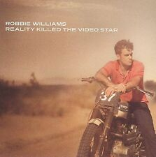 Reality Killed the Video Star by Robbie Williams (England) (CD, Nov-2009, Universal)