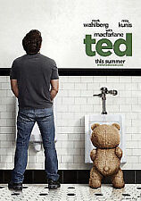 TED DVD Movie Film