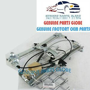 GENUINE OEM TOYOTA 03-09 4RUNNER REAR DOOR POWER WINDOW REGULATOR 69807-35020