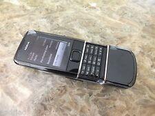 Nokia 8800 arte Black 1gb absolutamente New Negro simfrei Made in Korea lifetimer 00