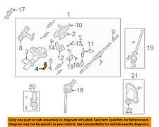 TOYOTA OEM Steering Column-Clamp 4527112060