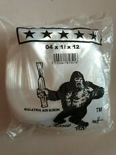Disposable popsicle plastic bag 100 pcs.