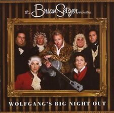 Linotypiste, Brian Orchestra-wolfgang 's Big Night Out CD NEUF