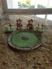 Honey Bears Resin Plate