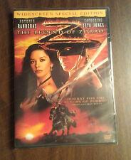 The Legend of Zorro DVD NEW