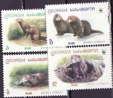 Georgia 1999 - MNH - Dieren / Animals WWF/WNF