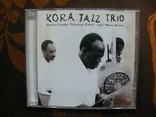 CD KORA JAZZ TRIO - Same / Mélodie  67048.2  France (2003)