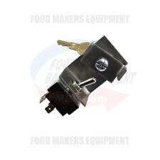 Baxter Ov210 Rack Oven On/Off Toggle Switch Key Assembly. 01-1M2024-0001
